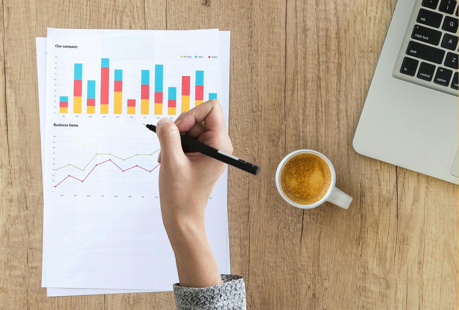GENERARE STATISTICHE Ovvero come monitorare la tua attività